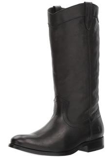 FRYE Women's Melissa Pull ON Western Boot   M US