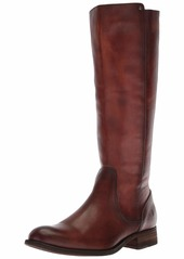 FRYE Women's Melissa Stud Back Zip Knee High Boot   M US