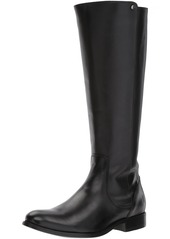 FRYE Women's Melissa Stud Back Zip Riding Boot   M US