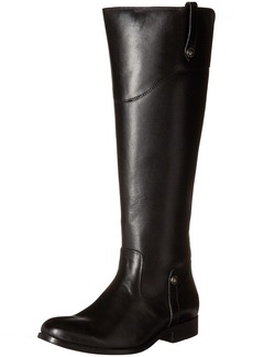FRYE Women's Melissa Tab Tall Riding Boot   M US