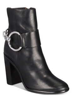 Frye Women's Mercer Harness Short Boots Women's Shoes