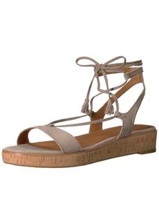 FRYE Women's Miranda Gladiator Platform Sandal   M US