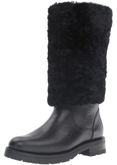 FRYE Women's Natalie Cuff Lug Winter Boot   M US