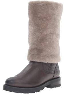 Frye Women's Natalie Cuff Lug Winter Boot   M US