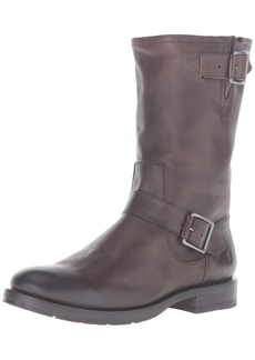 FRYE Women's Natalie MID Engineer Boot   M US