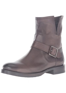 FRYE Women's Natalie Short Engineer Boot   M US