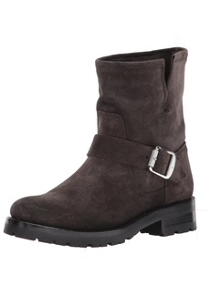 FRYE Women's Natalie Short Engineer Lug Boot