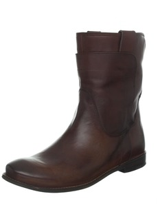 FRYE Women's Paige Short Riding Boot Redwood Smooth Vintage Leather