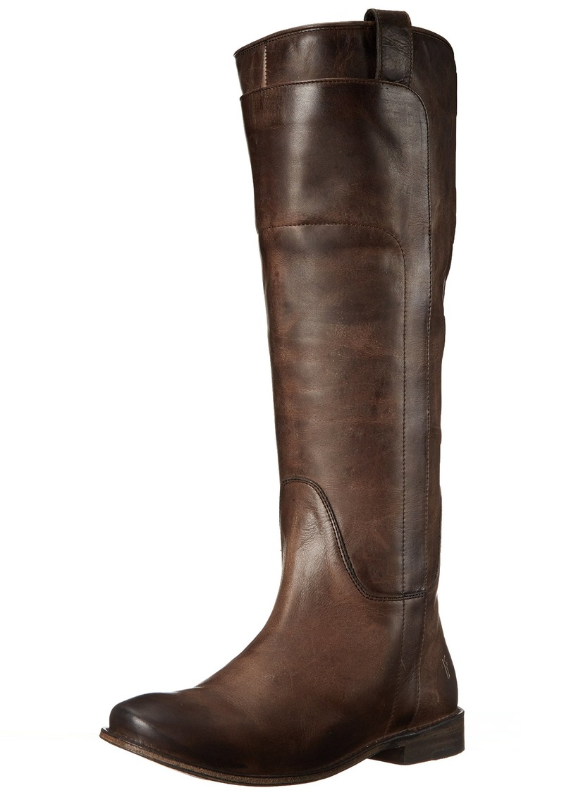 FRYE Women's Paige Tall-APU Riding Boot   M US