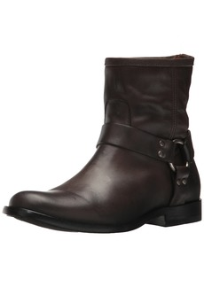 FRYE Women's Phillip Harness Short Boot   M US