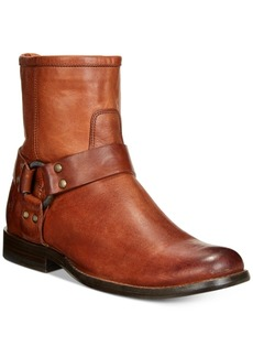 Frye Women's Phillip Harness Short Boots Women's Shoes