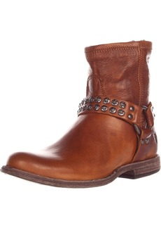 FRYE Women's Phillip Studded Harness Boot