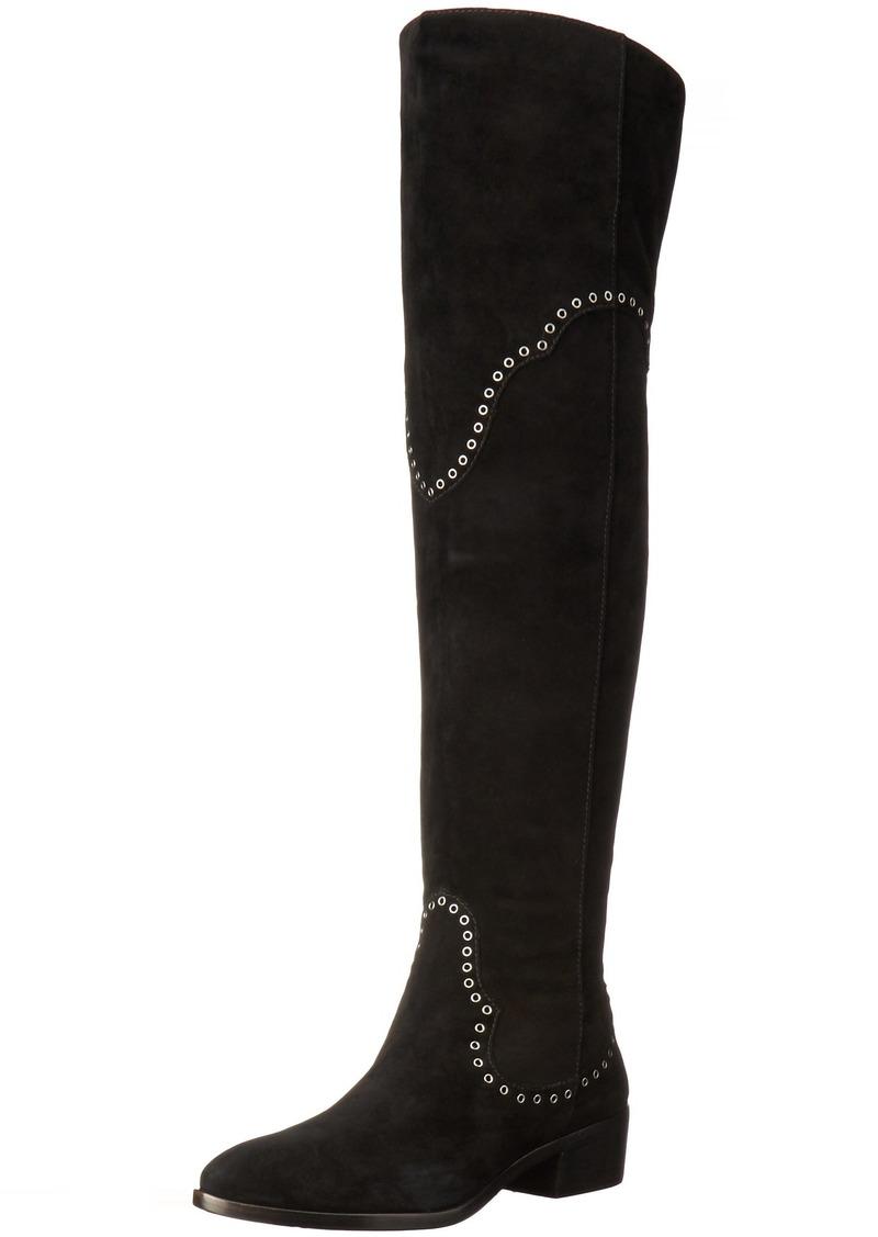 Frye Women's Ray Grommet OTK Slouch Boot   M US