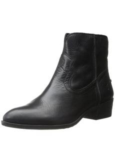 FRYE Women's Ray Seam Short Boot  Black