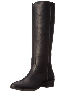 FRYE Women's Ray Seam Tall Riding Boot  Black
