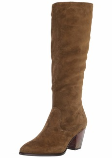 Frye Women's Reed Inside Zip Tall Knee High Boot   M US