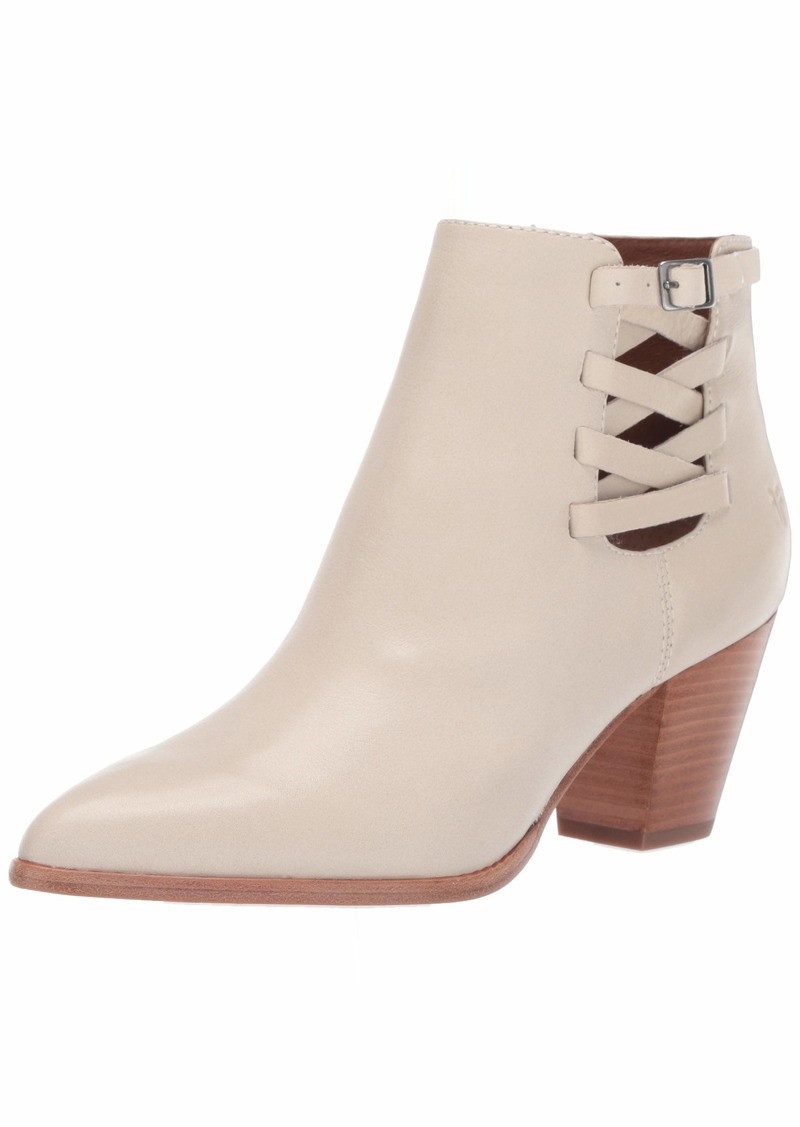 Frye Women's Reed Strappy Bootie Ankle Boot   M US