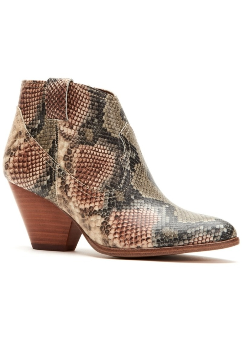 Frye Women's Reina Booties Women's Shoes