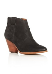 Frye Women's Reina Leather Booties