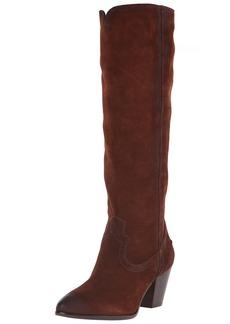 FRYE Women's Renee Seam Tall Riding Boot  Brown