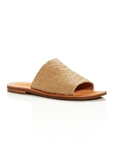 Frye Women's Robin Woven Slide Sandals