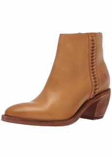 Frye Women's Rosalia Feather Bootie Ankle Boot marigold  M US