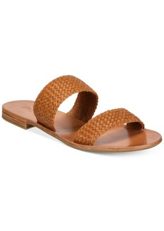 Frye Women's Ruth Woven Slide Sandals Women's Shoes