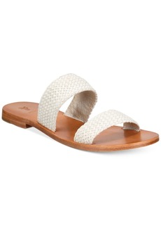 Frye Women's Ruth Woven Slide Sandals Women's Shoes