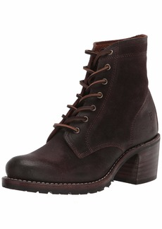 Frye womens Sabrina 6g Lace Up Ankle Boot   US