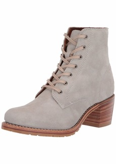 Frye Women's Sabrina 6G Lace Up Combat Boot