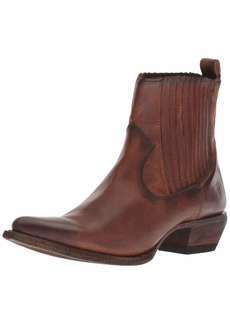 FRYE Women's Sacha Chelsea Western Boot   M US