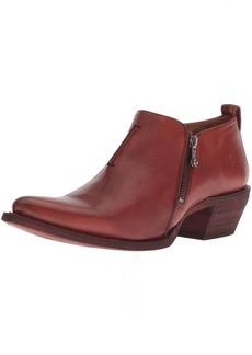 FRYE Women's Sacha Moto Shootie Ankle Boot