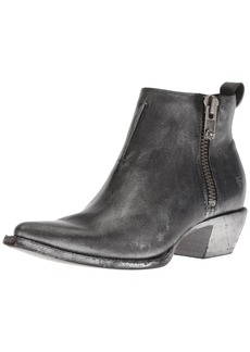 FRYE Women's Sacha Moto Shortie Ankle Boot   M US