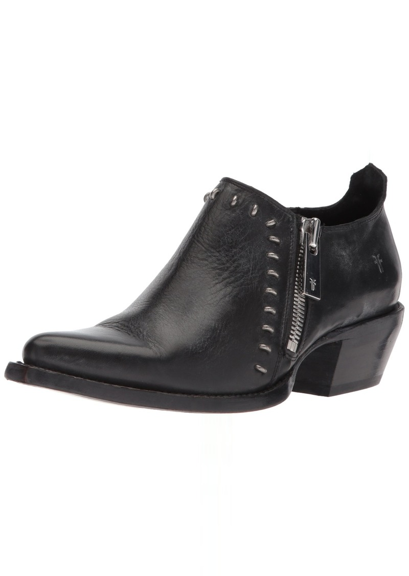 FRYE Women's Sacha Rebel Shootie Ankle Boot   M US