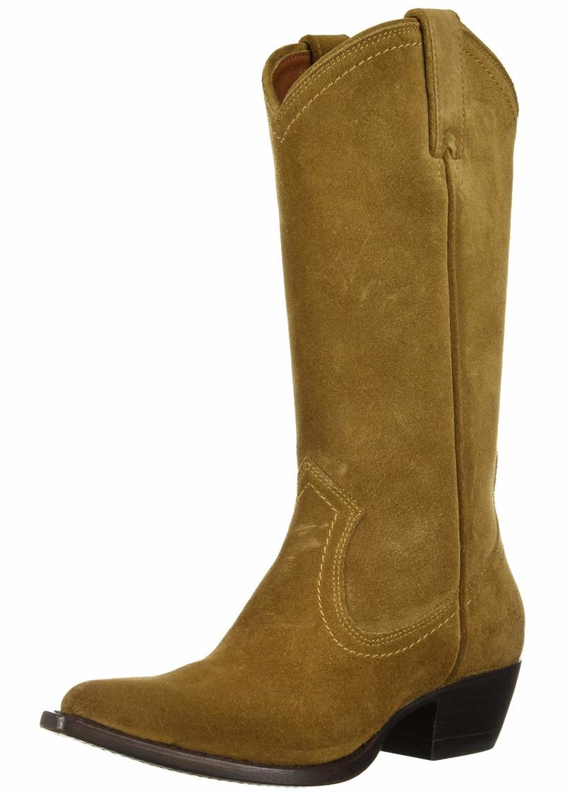 FRYE Women's Sacha Tall Western Boot   M US