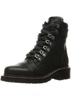 FRYE Women's Samantha Hiker Combat Boot   M US