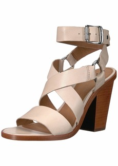 FRYE Women's Sara Harness Sandal Flat Off   M US