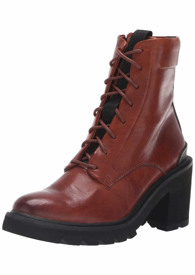FRYE Women's Savannah Combat Boot   M US