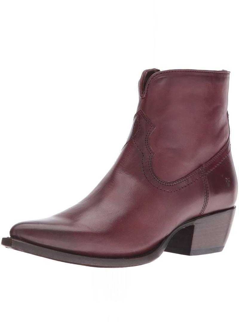 FRYE Women's Shane Short Western Boot   M US