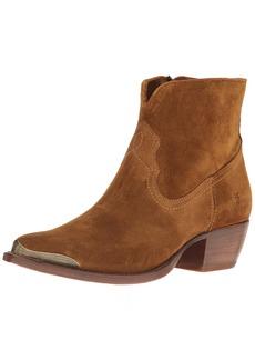 FRYE Women's Shane Tip Short Western Boot  M US