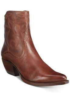 Frye Women's Shane Western Booties Women's Shoes