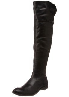 FRYE Women's Shirley Over-The-Knee Riding Boot Black