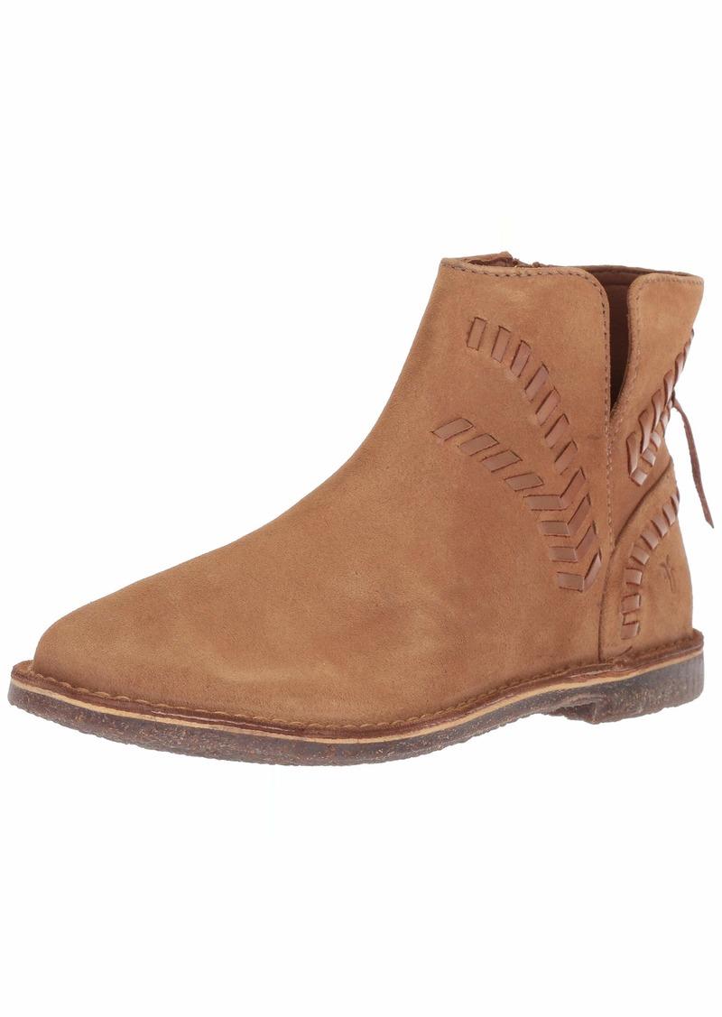 Frye Women's Sierra Whipstitch Bootie Ankle Boot   M US