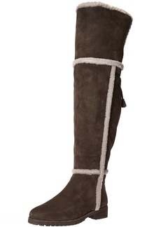 FRYE Women's Tamara Shearling OTK Winter Boot   M US