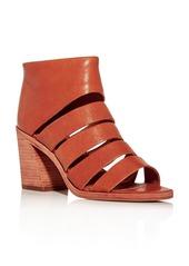 Frye Women's Tash Cutout Block-Heel Booties