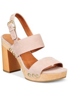 Frye Women's Tori Slingback Platform Sandals Women's Shoes