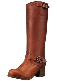 FRYE Women's Vera Slouch-WSHOVN Boot  Cognac