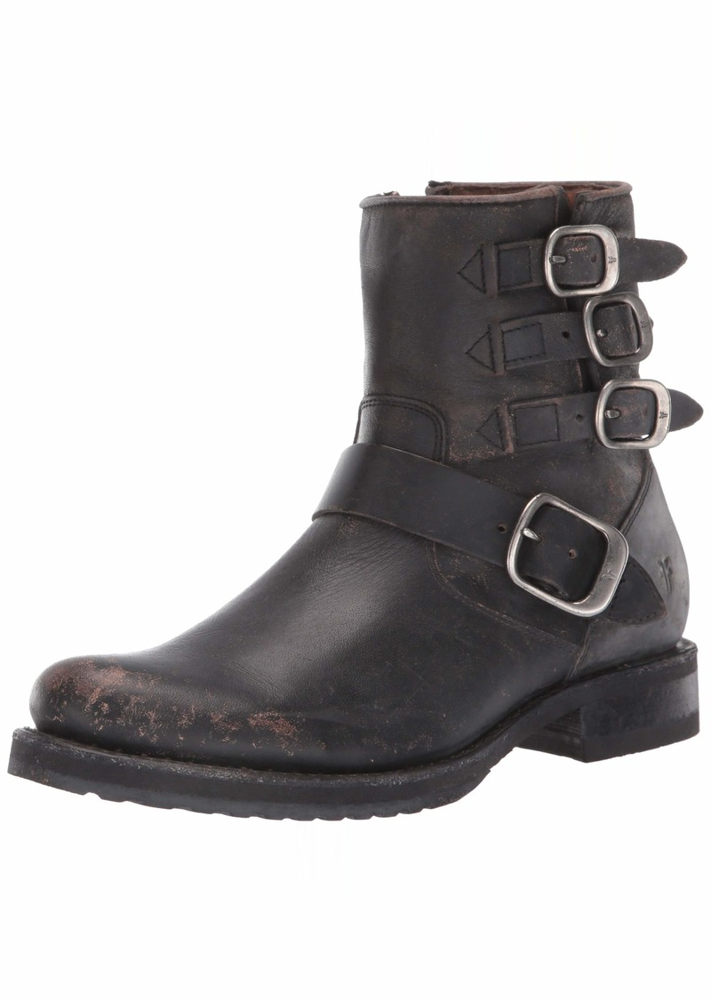 Frye womens Veronica Belted Short Ankle Boot   US