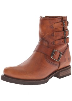 FRYE Women's Veronica Belted Short-WSHOVN Engineer Boot   M US