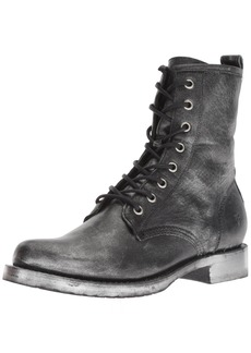 FRYE Women's Veronica Combat Ankle Boot   M US